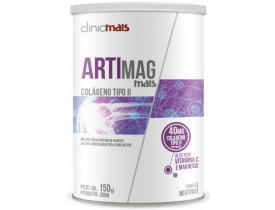 Colágeno Artimag Tipo II 40 mg por porção em Pó 150g