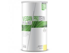 Proteína Vegana Arroz e Ervilha Vegan Protein Pea & Rice - Baunilha