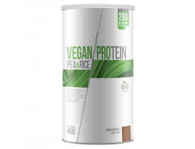 Proteína Vegana Arroz e Ervilha Vegan Protein Pea & Rice - Chocolate