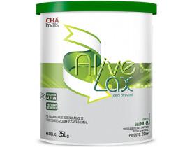 Alive Lax Instantâneo Laxante Natural 250g Baunilha
