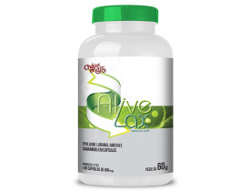 Alivelax - Psyllium, Laranja, Ameixa e Tamarindo 100 cáps.