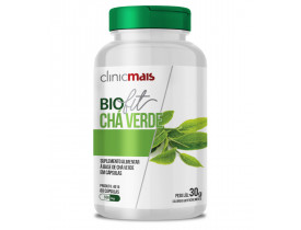 Biofit Chá Verde 60 cápsulas de 500mg