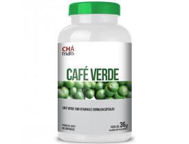 Café Verde com Picolinato de Cromo 60 cápsulas