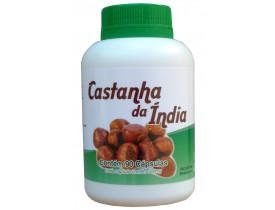 Castanha da Índia 90 cápsulas de 500mg