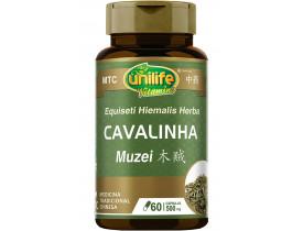 Cavalinha MuZei Vegana MTC 60 cápsulas de 500mg
