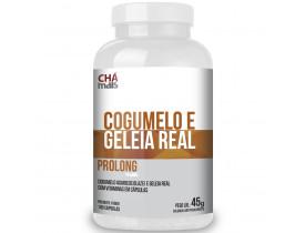 Cogumelo e Geleia Real 100 cápsulas de 450mg