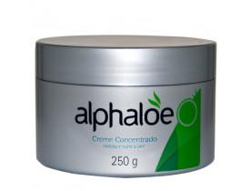 Creme Concentrado de Aloe Vera  Babosa  250g