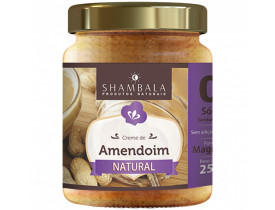 Creme de Amendoim Natural 250G