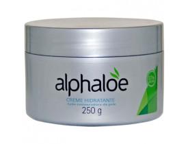 Creme Hidratante de Aloe Vera 87% de Babosa 250g