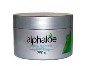 Creme Nutritivo com Vitamina E de Aloe Vera 250g