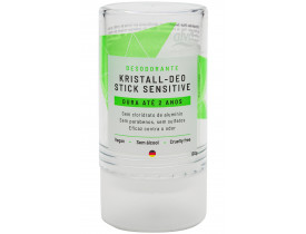 Desodorante Stick Kristall Sensitivo Vegano 120g