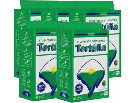 Erva-Mate de qualidade para Chimarrão Embalagem a Vácuo 1kg Kit com 5