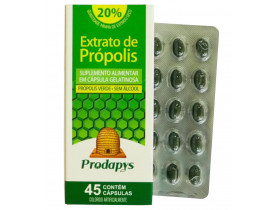 Própolis Verde - Suplemento Alimentar 45 cápsulas
