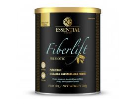 Fiberlift Prebiótico Fibras Solúveis e Insolúveis 260g - Essential Nutrition