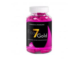 Emagrecedor Fito 7 Gold 60 cápsulas de 640mg