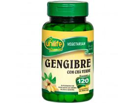 Gengibre com Chá Verde 120 comprimidos de 400mg