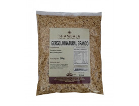Gergelim Branco Integral em grãos 200g