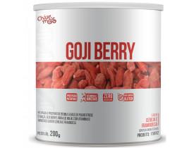 Goji Berry Instantâneo Zero Açucar Sabor Cereja e Framboesa  200g