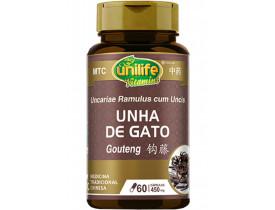 Unha de Gato Gou Teng Vegana 60 cápsulas de 450mg