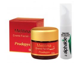 Creme Veneno de Abelha Melitina + Creme Área dos Olhos