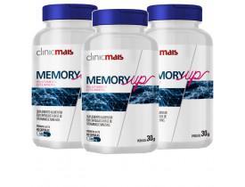 MemoryUp 60 cápsulas de 500mg Kit com 3 Frascos