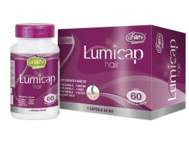 Lumicap Hair fortalecimento capilar 60 cápsulas 500mg