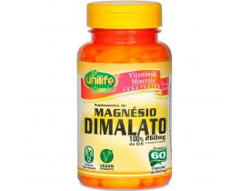 Magnésio Dimalato 60 cápsulas de 700mg