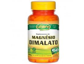 Magnésio Dimalato 60 cápsulas de 800mg