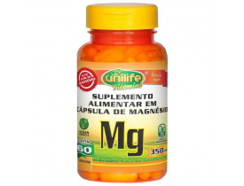 Magnésio Quelato 60 cápsulas de 350mg