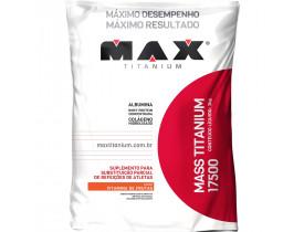 Mass Titanium 17500 3Kg Sabor Vitamina de Frutas