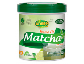 Matcha Chá Verde Termo Fit Solúvel 220g