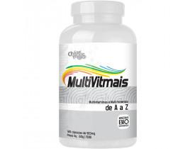 MultiVitMais Multivitaminas de A a Z 120 cápsulas de 500mg