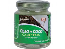 Óleo de Coco Extra Virgem in Natura 200ml