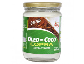 Óleo de Coco Extra Virgem in Natura 500ml