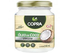 Óleo de Coco Virgem in Natura 200ml