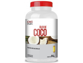 Óleo de Coco Extra Virgem 60 cápsulas de 1000mg