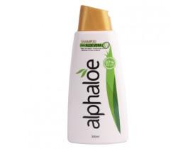 Shampoo de Aloe Vera (67% de Babosa) 300ml