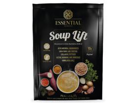 Sopa Soup Lift Frango com Batata-Doce Sachê com 37g - Essential Nutrition