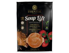 Sopa Soup Lift Tomate com Cúrcuma Sachê com 35g - Essential Nutrition