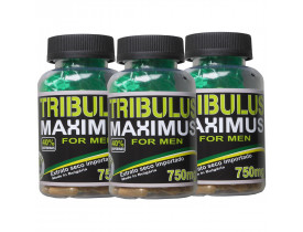 Tribulus Terrestris Maximus for Men Kit com 3 frascos