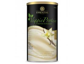 Veggie Protein Proteína Vegana Baunilha 450g - Essential Nutrition