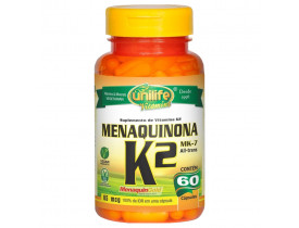 Vitamina K2 Menaquinona 60 Capsulas de 500mg