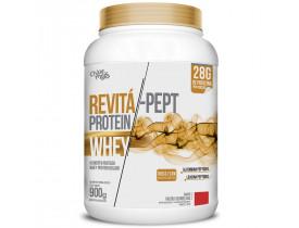 Whey Protein Revitá-Pept Frutas Vermelhas 900g