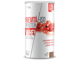 Whey Revitá Protein Isolado Chocolate 400g